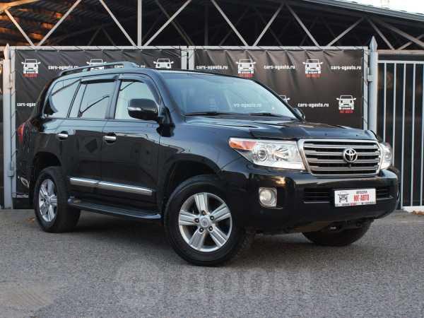 Toyota Land Cruiser, 2014 год, 2 590 000 руб.