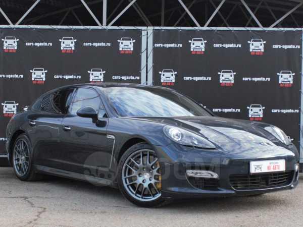Porsche Panamera, 2010 год, 1 890 000 руб.