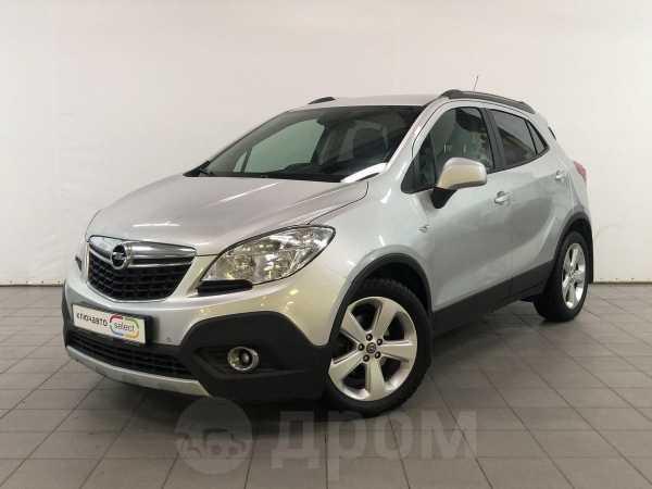 Opel Mokka, 2014 год, 669 900 руб.