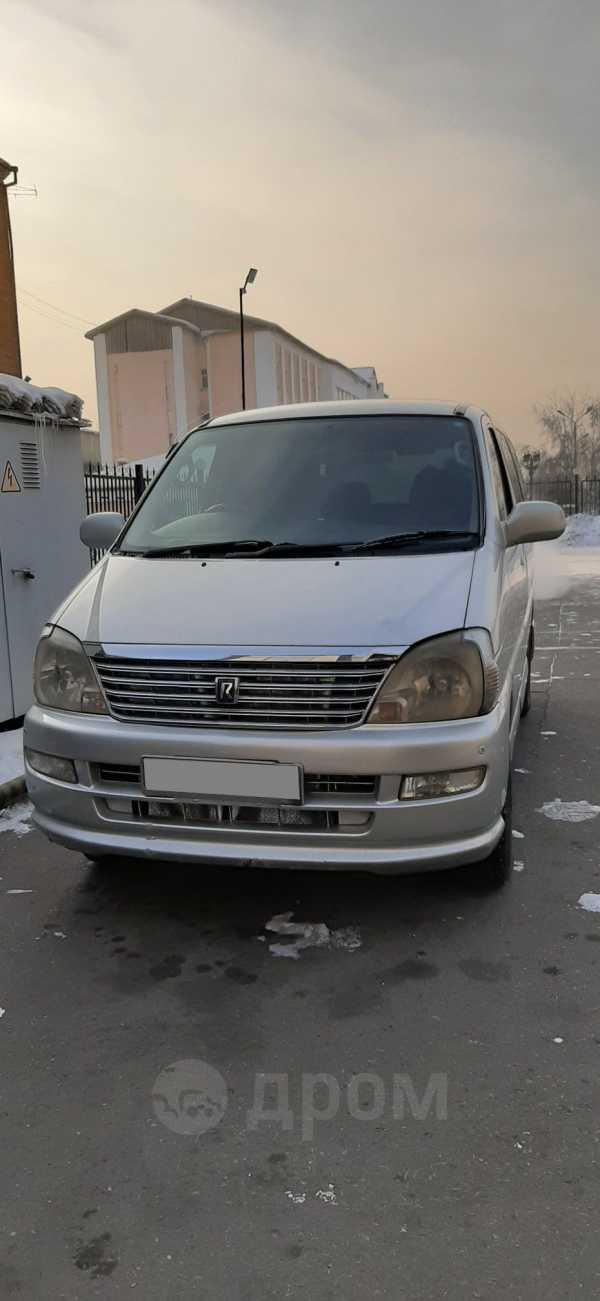 Toyota Regius, 2003 год, 399 000 руб.
