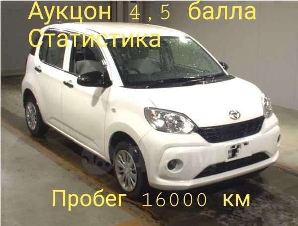 Toyota Passo, 2016 год, 475 000 руб.