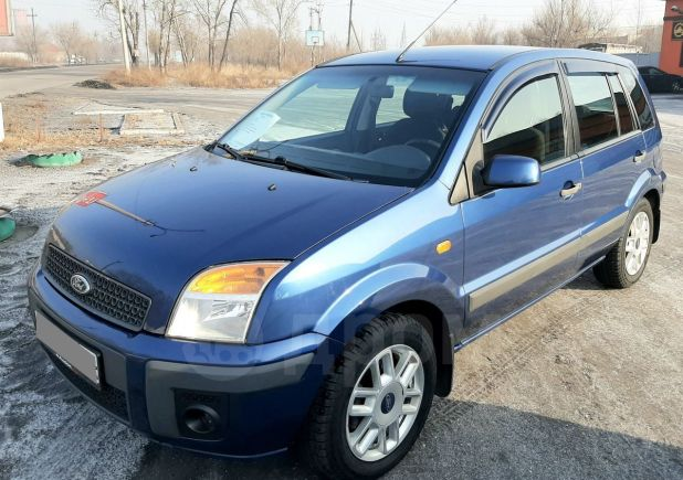 Ford Fusion, 2008 год, 319 000 руб.