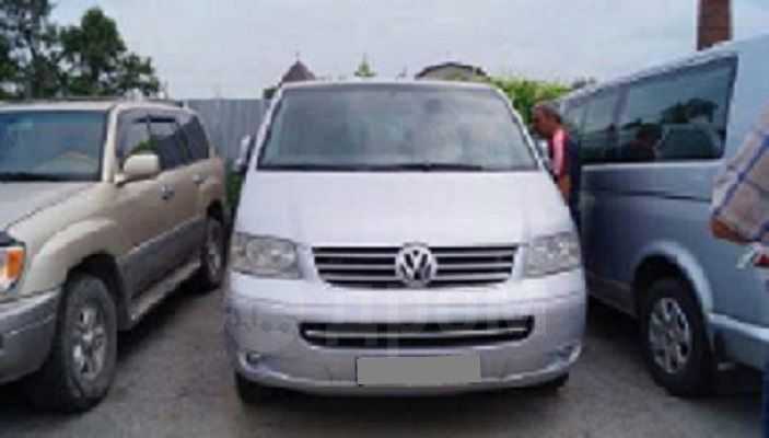 Volkswagen Caravelle, 2006 год, 791 194 руб.