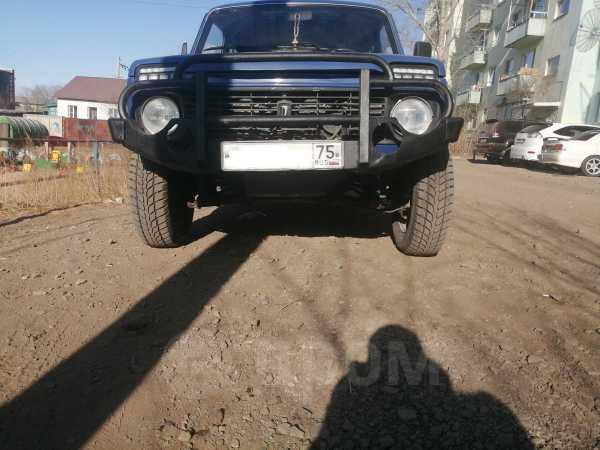 Лада 4x4 2121 Нива, 2006 год, 200 000 руб.