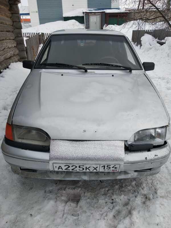 Лада 2115 Самара, 2002 год, 45 000 руб.