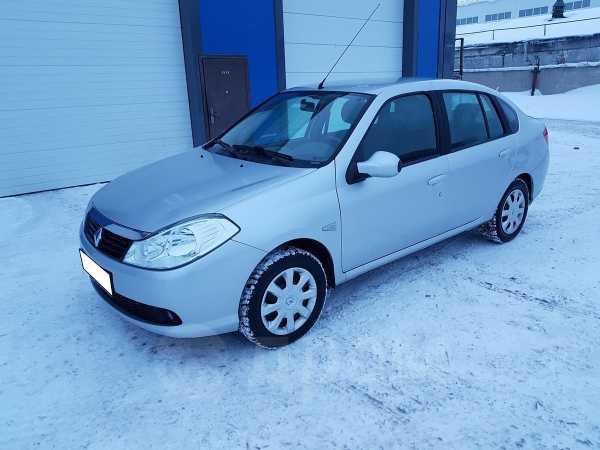 Renault Symbol, 2010 год, 307 000 руб.
