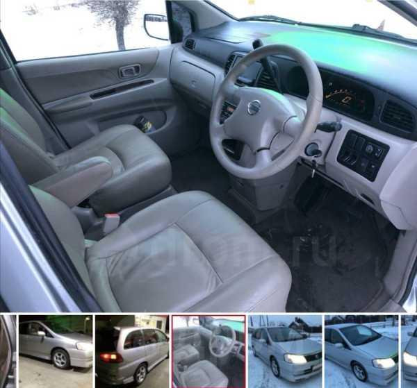 Nissan Prairie, 2002 год, 225 000 руб.