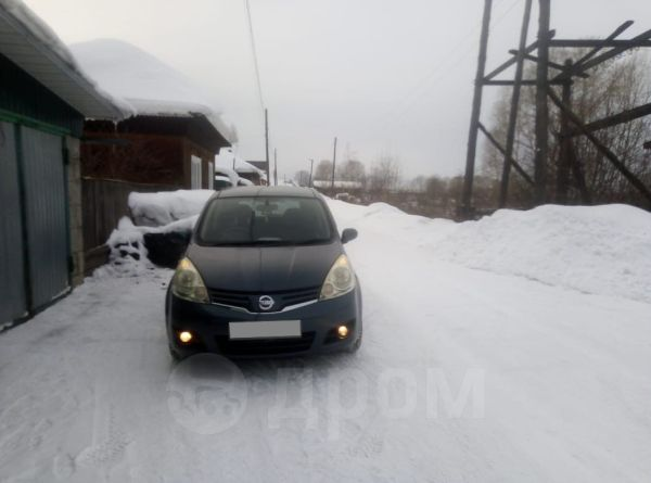 Nissan Note, 2011 год, 457 000 руб.