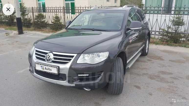 Volkswagen Touareg, 2007 год, 815 000 руб.