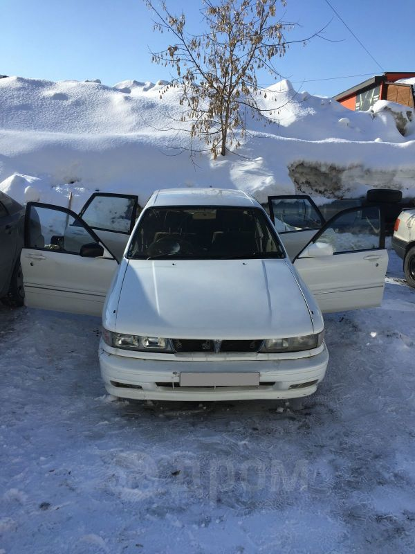 Mitsubishi Eterna, 1991 год, 60 000 руб.