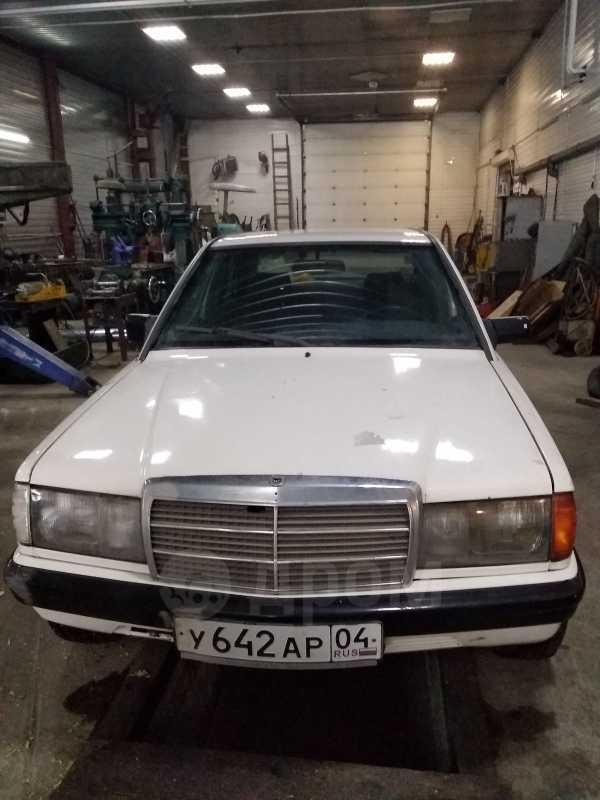 Mercedes-Benz 190, 1990 год, 85 000 руб.