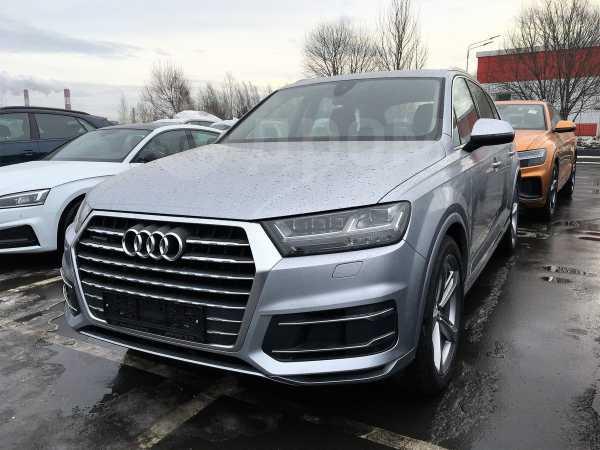 Audi Q7, 2019 год, 5 470 000 руб.