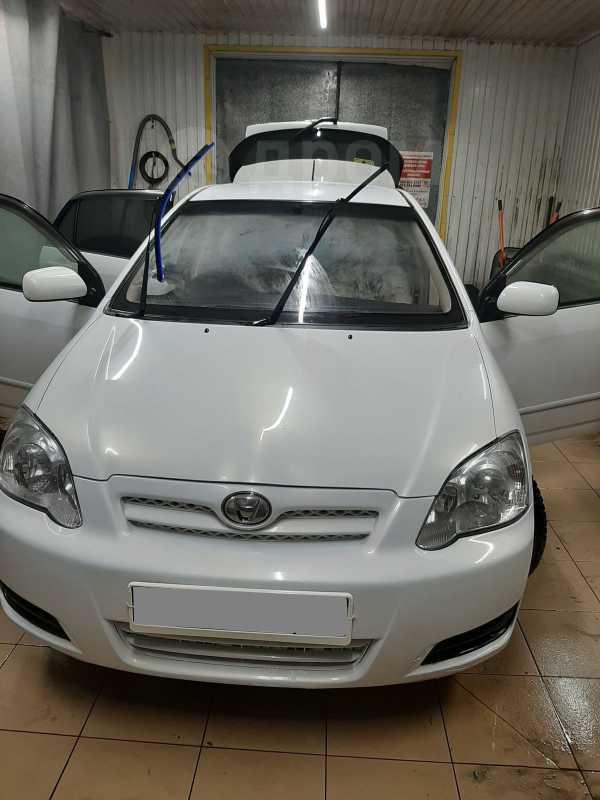 Toyota Allex, 2004 год, 380 000 руб.