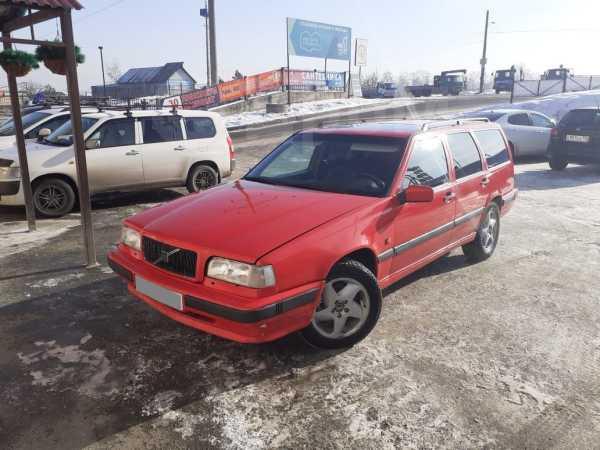 Volvo 850, 1993 год, 155 000 руб.