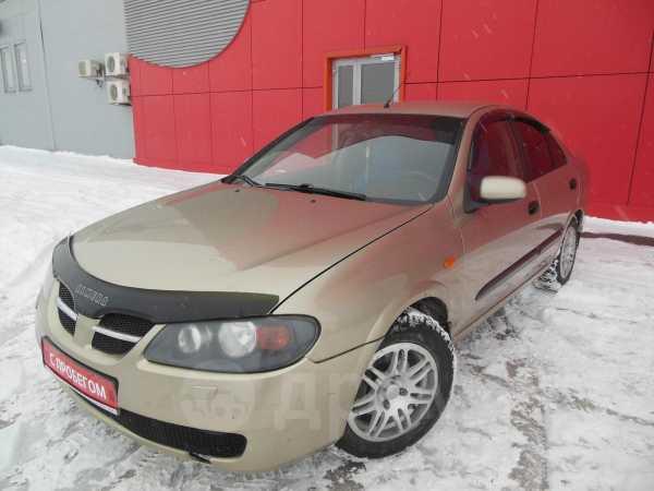Nissan Almera, 2003 год, 170 000 руб.