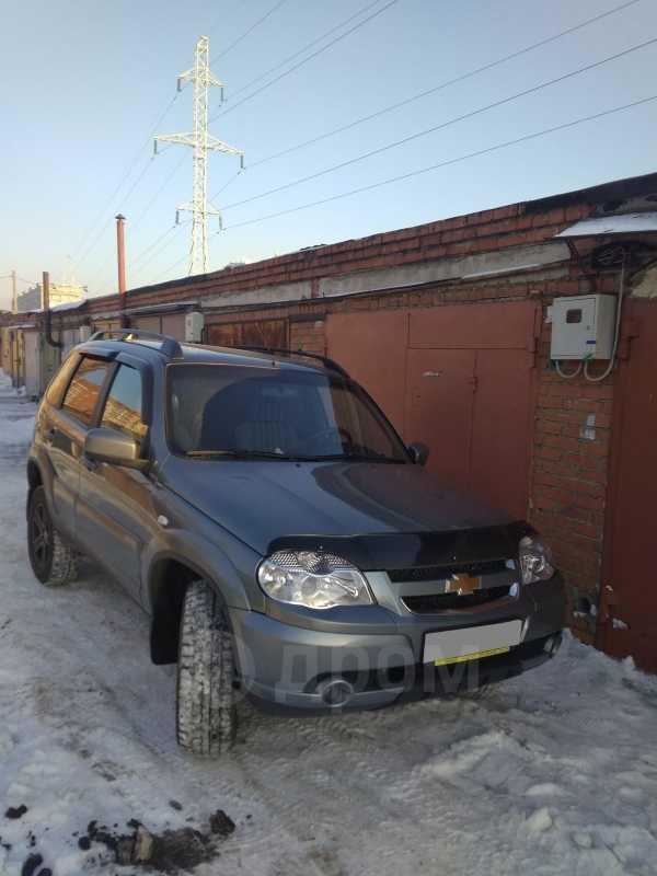 Chevrolet Niva, 2012 год, 417 000 руб.