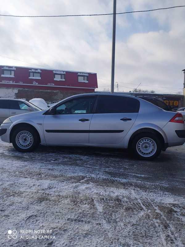 Renault Megane, 2007 год, 187 000 руб.