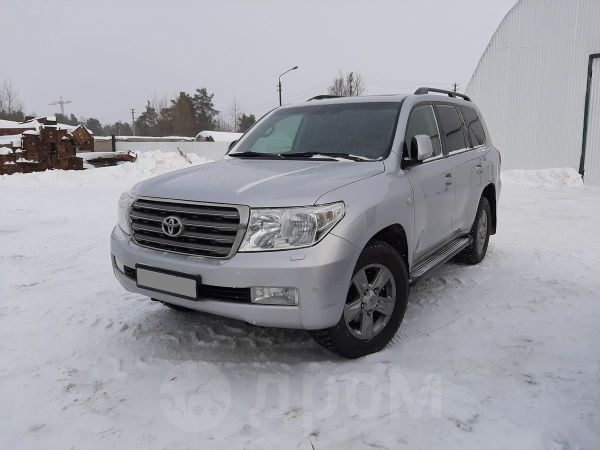 Toyota Land Cruiser, 2010 год, 1 600 000 руб.