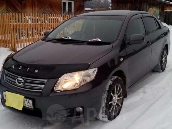 Toyota Corolla Axio, 2008 год, 460 000 руб.