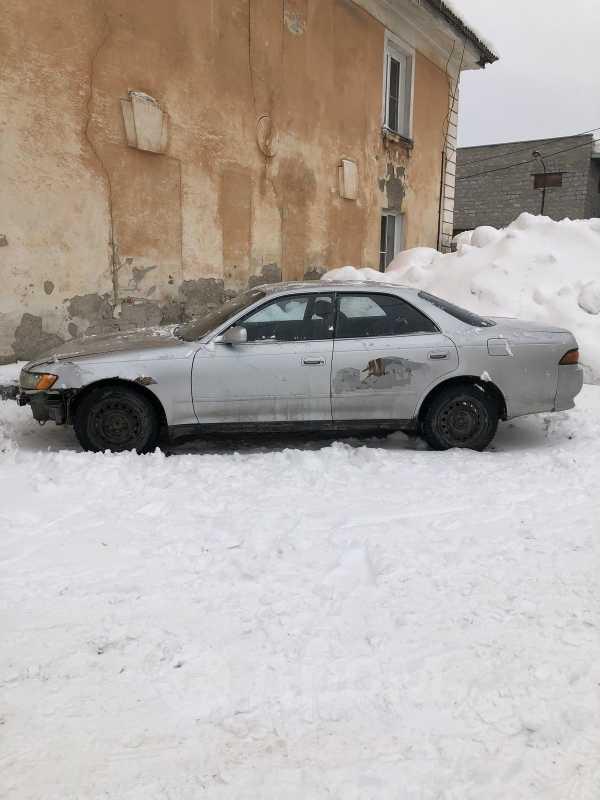 Toyota Mark II, 1995 год, 60 000 руб.