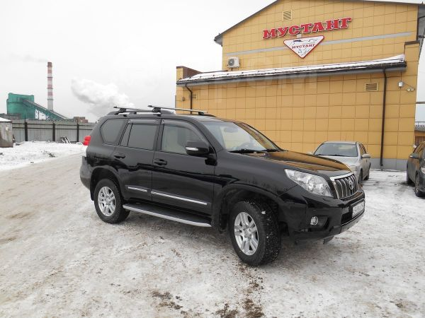 Toyota Land Cruiser Prado, 2009 год, 1 650 000 руб.