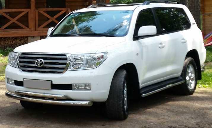 Toyota Land Cruiser, 2010 год, 2 100 000 руб.