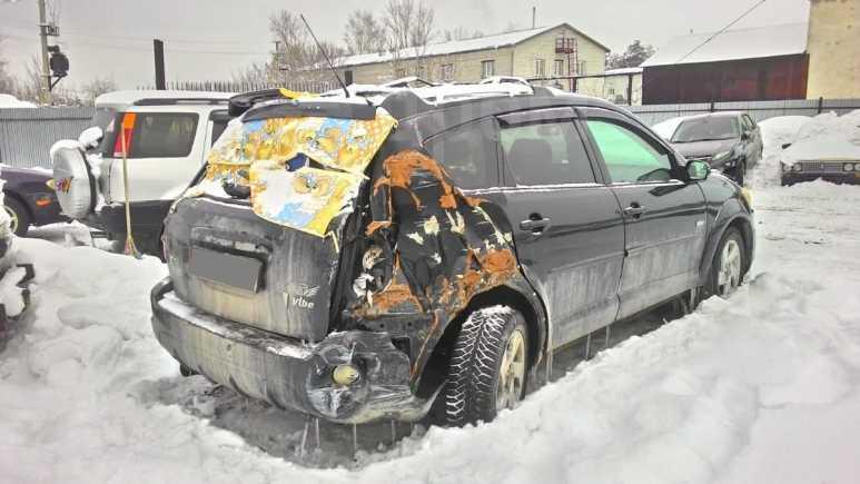 Pontiac Vibe, 2003 год, 150 000 руб.