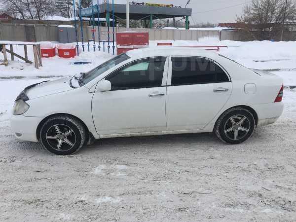 Toyota Corolla, 2003 год, 328 000 руб.