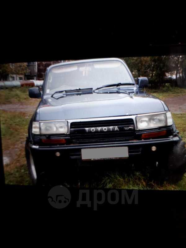Toyota Land Cruiser, 1992 год, 470 000 руб.