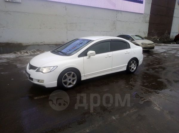 Honda Civic, 2008 год, 379 999 руб.