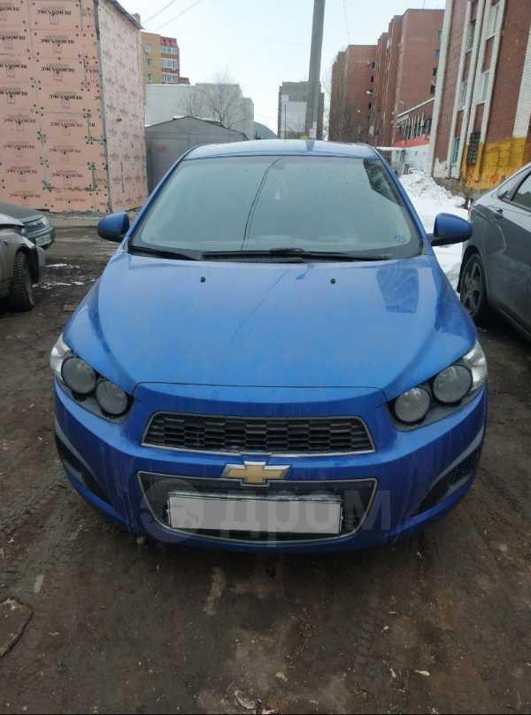 Chevrolet Aveo, 2012 год, 315 000 руб.