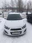 Chevrolet Aveo, 2014 год, 435 000 руб.