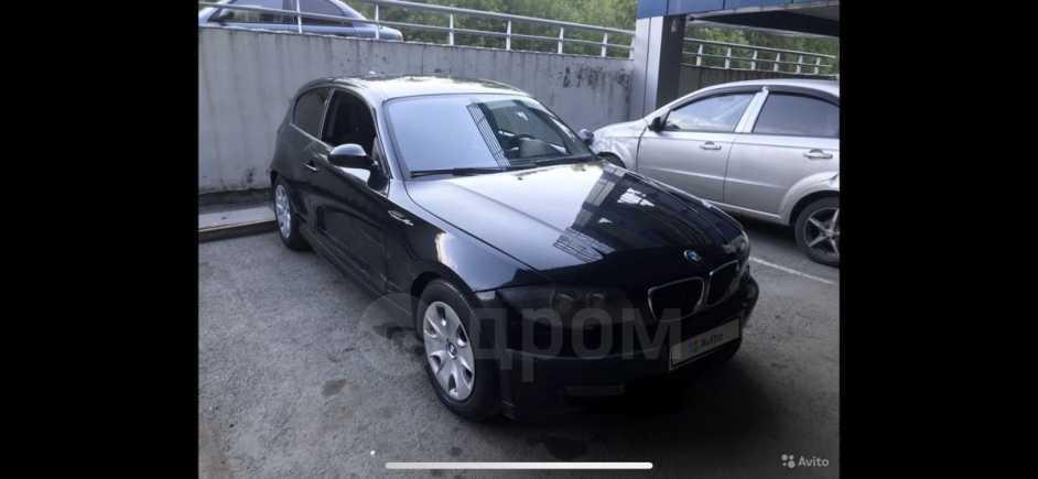 BMW 1-Series, 2007 год, 330 000 руб.