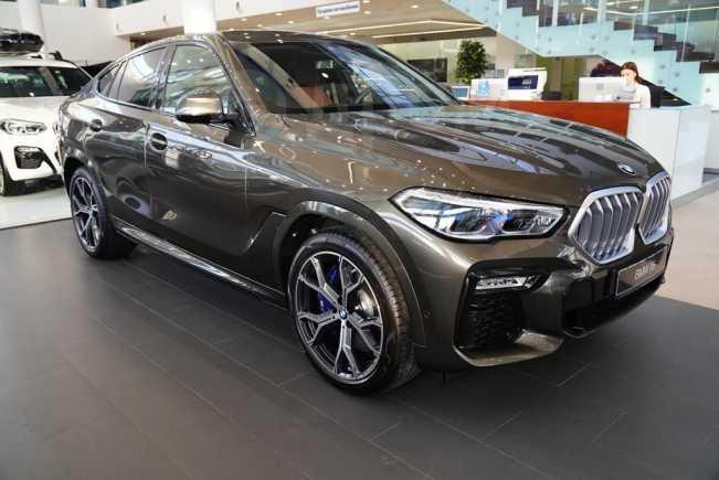 BMW X6, 2019 год, 7 426 600 руб.