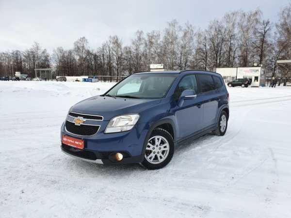 Chevrolet Orlando, 2014 год, 715 000 руб.