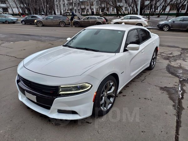 Dodge Charger, 2016 год, 2 400 000 руб.