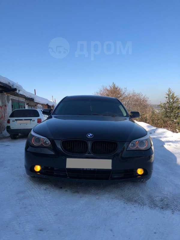 BMW 5-Series, 2006 год, 530 000 руб.