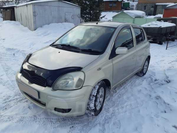 Toyota Vitz, 2002 год, 210 000 руб.
