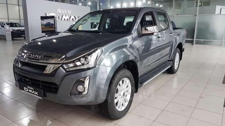 Isuzu D-MAX, 2019 год, 2 515 000 руб.