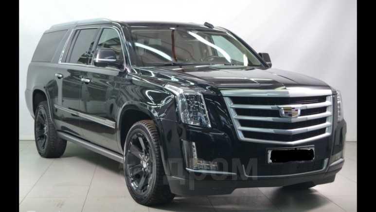 Cadillac Escalade, 2016 год, 3 600 000 руб.