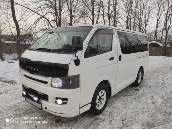 Toyota Regius Ace, 2008 год, 1 200 000 руб.