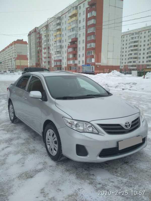 Toyota Corolla, 2010 год, 585 000 руб.