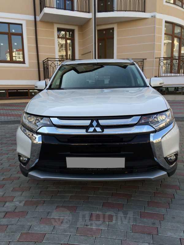 Mitsubishi Outlander, 2017 год, 1 380 000 руб.