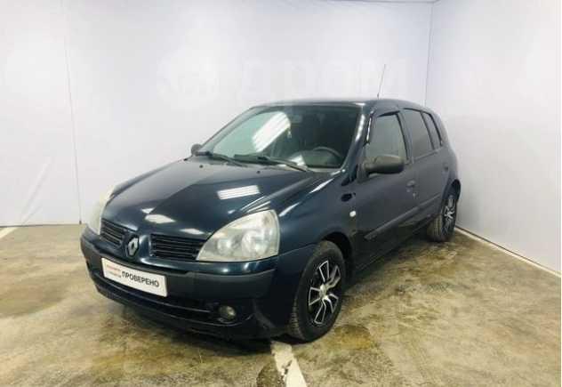 Renault Clio, 2004 год, 188 000 руб.
