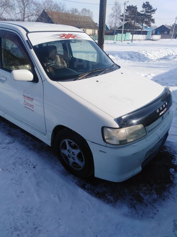 Nissan Cube, 1999 год, 180 000 руб.