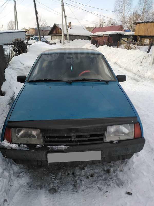 Лада 2109, 1998 год, 25 000 руб.