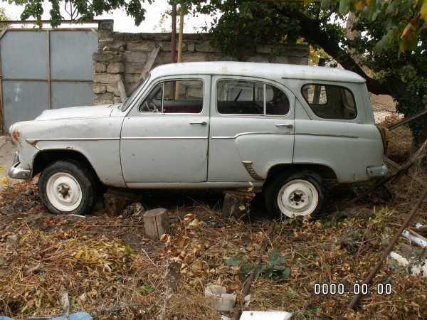 Москвич 423, 1959 год, 80 000 руб.