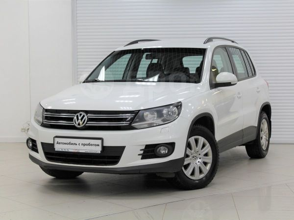 Volkswagen Tiguan, 2015 год, 699 000 руб.