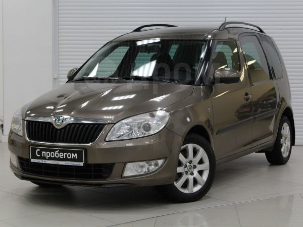 Skoda Roomster, 2012 год, 365 000 руб.