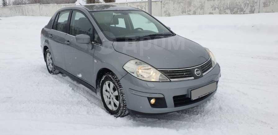 Nissan Tiida, 2007 год, 339 000 руб.
